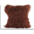 New Bernapas Asli Mongolia Fur Pillow Case