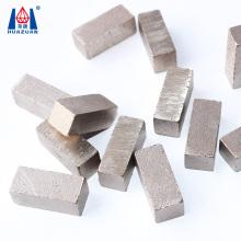 6.5mm Multi marble blade segment for block  cutting
