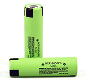 best high lumen flashlight Lithium Ion Rechargeable 18650 battery