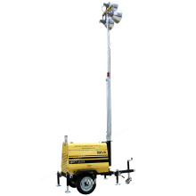 Emergency Light Tower 3KW-15KW