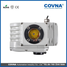 Small rotary electric actuator ball valves butterfly valves
