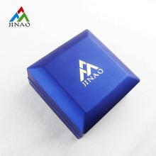 Королевский синий пластиковый браслет со светодиодной подсветкой