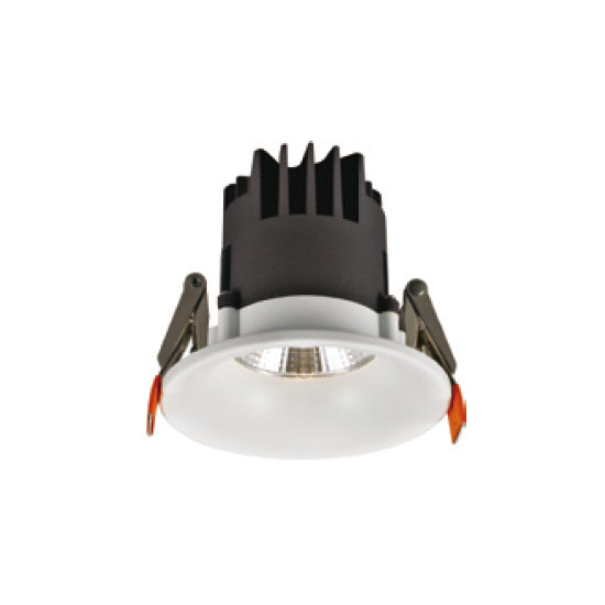 Recessed Round Shape 10W LED Downlight