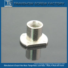 Nickle Plated Carbon Steel Customized Nuts