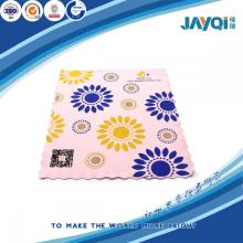 Pantalla de la computadora de 3 colores que limpia el paño de la toalla