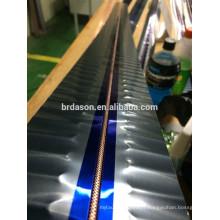 machine de soudure à panneau solaire plat