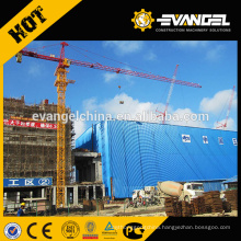 SYT160(T7015) 10T Tower crane lifting capacity with joystick