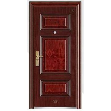 Уникальный дизайн интерьера дома двери