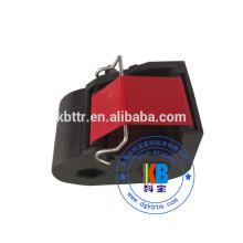 Почтовый франкировальный аппарат красного цвета frama ленты кассетный почтовый метр