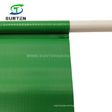 Green Traffic Road/Street Safety Warning Anti-UV/Waterproof PVC/Polyester/Nylon Printing Reflective/Fluorescent Color Square/Triangle Banner