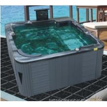 Square Acrylic Outdoor SPA Bathtub (JL979)