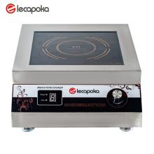 Cocina de inducción simple eléctrica