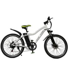 Mountain style of electric bike 26 inch tyre
