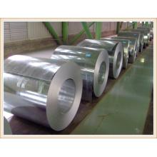 Plaque d'acier galvanisée plongée chaude (Q195, Q235, Q345)