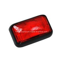 Lámpara de marcador trasero LED / Lámpara de marcador de posición trasera