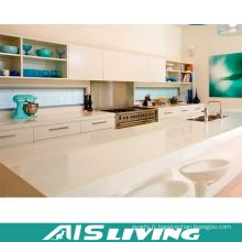 Meubles classiques d'armoires de cuisine de laque (AIS-K723)