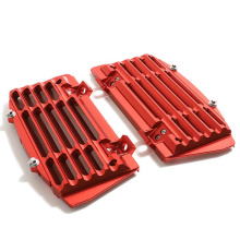 Motorcycle Radiator Guards Aluminum Radiator Cover Kits Manufacturer
