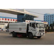 Dongfeng Tianjin 10.7CBM Vacuum Road Sweeper Truck