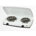 2 Burner Hot Plate dengan Cover
