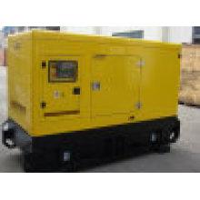 Groupe électrogène diesel silencieux de puissance de secours de 45kVA 36kw CUMMINS