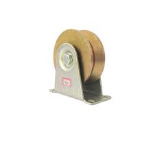 Garage door or roller shutter door sliding cabinet sliding door roller for wooden