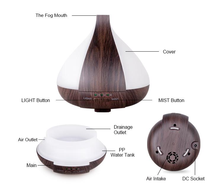 amazon oil diffuser with oils