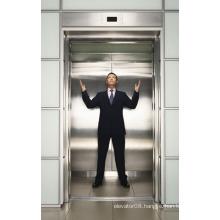 2 Panel Center Opening Passenger Elevator