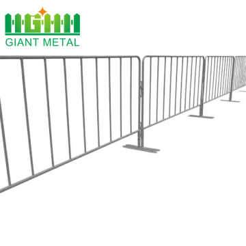Portable road barriers Steel traffic barriers