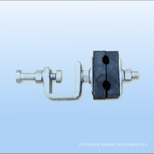 Down-Lead Clamp for ADSS Tower