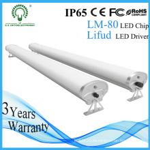 1200mm LED Tri-Prueba tubo de luz con el uso en la Oficina / Supermercado