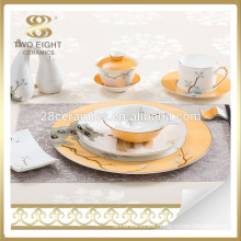 Poland porcelain spanish style dinnerware set dinne set