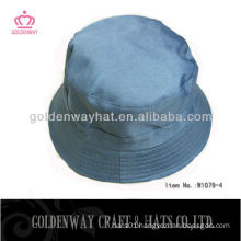 100%cotton twill bucket hat cheap factory power supply jeans