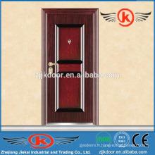 JK-S9207 Zhejiang vente en gros vente en gros de sécurité en acier porte de sécurité