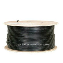 10g STP CAT6A UV Jacket Outdoor LAN Cable Weather Proof