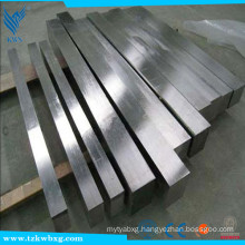 EN10272 pickled and 2B diameter 14*14 AISI 2205 stainless steel square bar