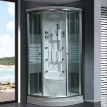 Sitio de ducha de la sauna de la muchacha de diseño de venta caliente