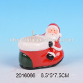 Promotional christmas tealight holder with boot shape