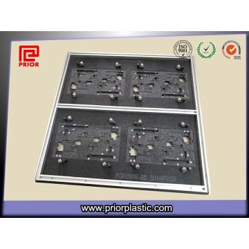 Palette à souder personnalisée avec barre en aluminium