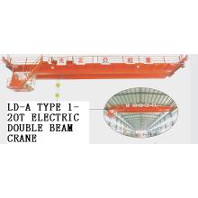 Elektrischer Doppelstrahlkran (LD-A TYPE 1-20T)