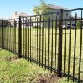 8 футов высокие металлические декоративные заборы забор частокол