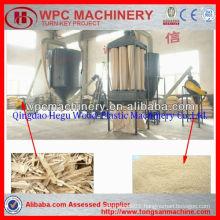 wood crusher wpc milling machine plastic wood powder making machine
