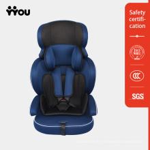 Siège de voiture d'enfant de Seat de voiture de bébé ECE R44 / 04 approuvé