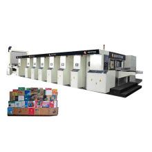 Package Printing and Die Cutting Machine (0809)