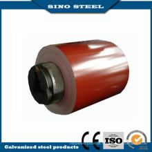 A653 Z80 Ral 9006 Farbe beschichtet Stahl-Coils