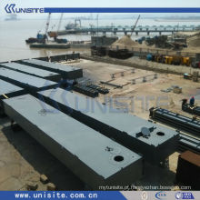 Plataforma flutuante de água para construção e dragagem marinha (USA-2-006)