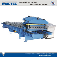 Auto tile sheet roll forming machine