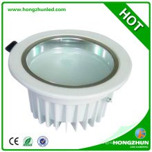 Round led downlight dimmable 30w aluminum 50/60hz Brideglux handing