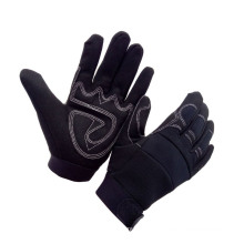 Padded Palm Industrial Protective Mechanical Safety Work Gloves