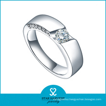 New Come Christmas 925 Sterling Silver Ring for Ladies (R-0455)