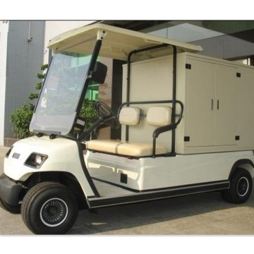 4-Sitzer Electric Utility Golf Cart